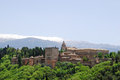 Granada Royalty Free Stock Images