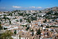 Granada, Spain Royalty Free Stock Photography