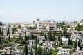 Granada - Spain Royalty Free Stock Photo