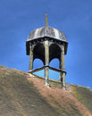 Granary cupola traditional herefordshire england Royalty Free Stock Photo