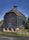 Granary herefordshire traditional with cupola england Stock Images