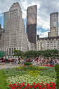 Grand Army Plaza New York City Stock Photography