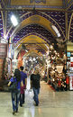 Grand Bazaar, Istanbul Stock Photography