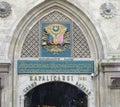 Grand bazaar in istanbul Royalty Free Stock Photo