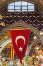 Grand bazaar istanbul february people and shops inside the on february in istanbul turkey Royalty Free Stock Image