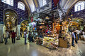 Grand bazaar istanbul turkey may people and tourists visit and shopping in on may is in fatih district of Stock Images