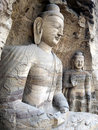 Grand buddha statue Stock Image
