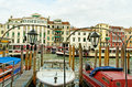 Grand canal. Royalty Free Stock Photos