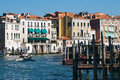 Grand Canal Royalty Free Stock Photography
