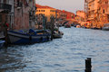 Grand Canal at Dawn Royalty Free Stock Photography