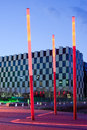 Grand Canal Square, Dublin Royalty Free Stock Image