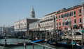 Grand Canal Venice Royalty Free Stock Images