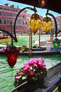Grand Canal in Venice Stock Photography