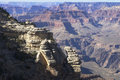 Grand canyon in arizona usa Stock Photography