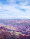 Grand canyon beautiful landscape at november arizona usa Royalty Free Stock Photos