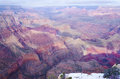 Grand canyon beautiful landscape at november arizona usa Stock Photography