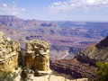 Grand Canyon Geology Royalty Free Stock Photo