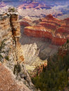 Grand Canyon Landscape Arizona Royalty Free Stock Photo