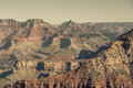 Grand canyon landscape at s south rim Stock Photo