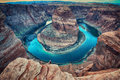 The Grand Canyon National Park, Arizona. Royalty Free Stock Photo