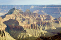 Grand Canyon North Rim Vista Royalty Free Stock Photography