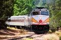 Grand Canyon Railway Royalty Free Stock Photo