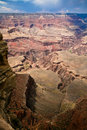 Grand Canyon South Rim view Royalty Free Stock Images