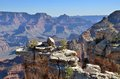 Grand canyon a spectacular view of the photo taken november Stock Image