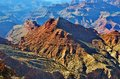 Grand canyon a spectacular view of the photo taken november Stock Photo
