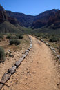 Grand Canyon Trail Royalty Free Stock Photo