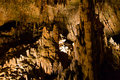 Grand Caverns - Grottoes Virginia USA Stock Image