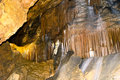 Grand Caverns - Grottoes Virginia USA Stock Photo