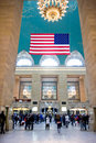 Grand Central in New York City Stock Images