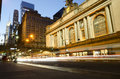 Grand Central by night, New-York City, USA Royalty Free Stock Photo