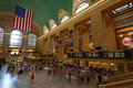 The Grand Central Station Royalty Free Stock Images