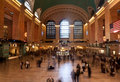 Grand Central Station in New York City Stock Images