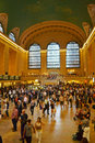 Grand Central Station in New York City Royalty Free Stock Photography