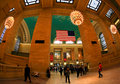 The grand central station in NYC Royalty Free Stock Image
