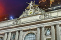 Grand Central Terminal - New York City Royalty Free Stock Photo