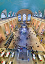 Grand Central Terminal - NYC Royalty Free Stock Photo
