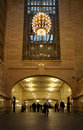 Grand central terminal station new york city september commuters and tourists in the in september in it is the busiest and largest Royalty Free Stock Photo