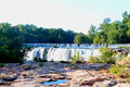 Grand falls the joplin missouri Stock Photos