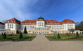 Grand Hotel in Sopot Royalty Free Stock Photo