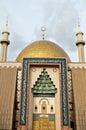 Grand Mosque Stock Photo
