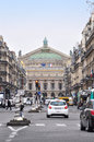 Grand Opera in Paris, France Royalty Free Stock Photo