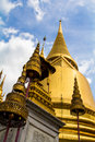 The grand palace ancient culture Royalty Free Stock Image