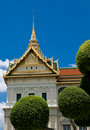 Grand palace bangkok Stock Images