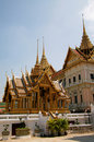 Grand Palace in Bangkok Royalty Free Stock Photo