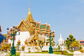 Grand palace bangkok thailand Royalty Free Stock Photography