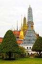 Grand Palace in Bangkok, Thailand. Stock Photo